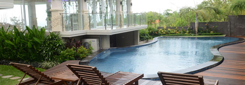 Private Pool Honeymoon Villa